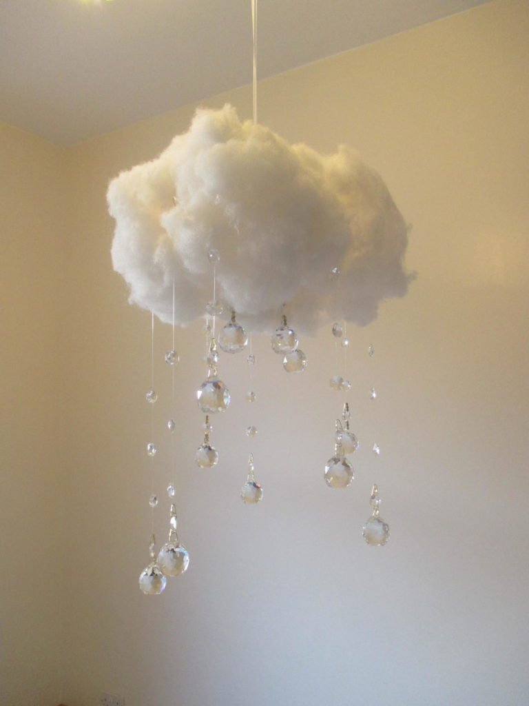 cloud night light