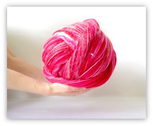 arm knitting yarn