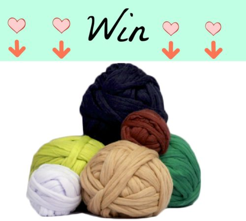 wool roving giveaway
