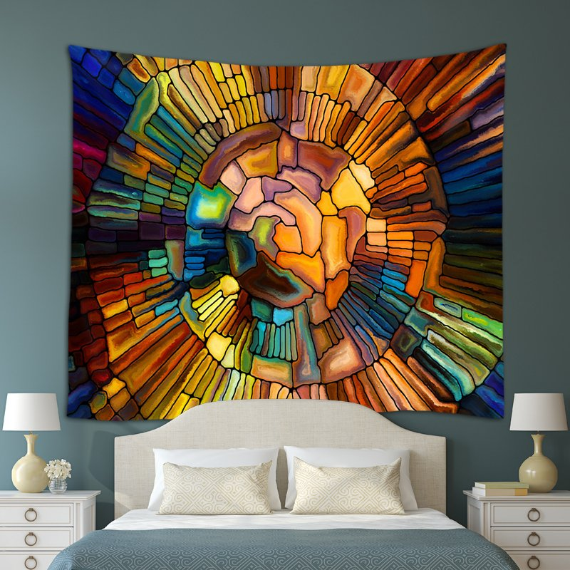 Splash Colorful Room Wall: Color Splash Wall Hanging 3 Sizes Available