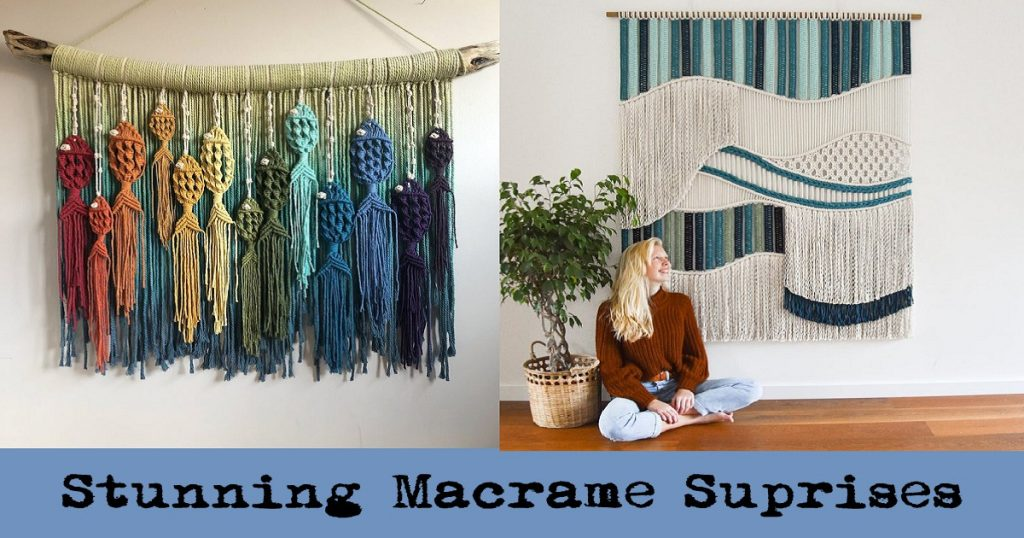 jaw dropping macrame ideas